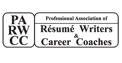 InspiredResumes is PARWCC Certified - Professional Association of Resumes Writers & Career Coaches